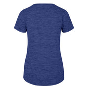 DALLAS MAVERICKS 47BRAND WOMEN'S IMPACT V-NECK TEE