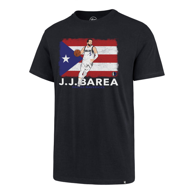 DALLAS MAVERICKS JJ BAREA PUERTO RICO TEE