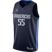 DALLAS MAVERICKS DELON WRIGHT 20-21 STATEMENT SWINGMAN JORDAN BRAND JERSEY