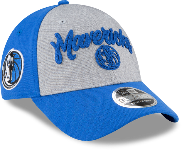 DALLAS MAVERICKS NEW ERA 9TWENTY DRAFT 2020 ADJUSTABLE CAP