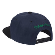 DALLAS MAVERICKS MITCHELL & NESS HWC WORDMARK SNAPBACK CAP
