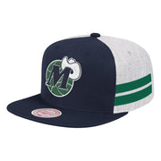DALLAS MAVERICKS MITCHELL & NESS HWC NEW CLASSIC SNAPBACK CAP