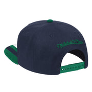 DALLAS MAVERICKS MITCHELL & NESS TRES TEAM SNAPBACK