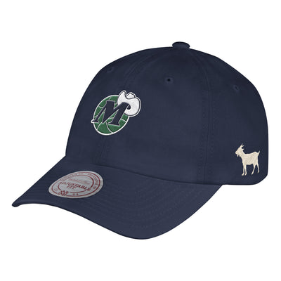 DALLAS MAVERICKS HWC DIRK GOAT 41 CAP