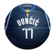 DALLAS MAVERICKS SPALDING DONCIC STATEMENT JERSEY BASKETBALL