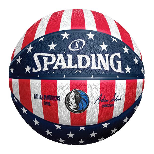DALLAS MAVERICKS HOOPS FOR TROOPS BASKETBALL