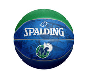 DALLAS MAVERICKS SPALDING HWC ROUTE 66 BASKETBALL