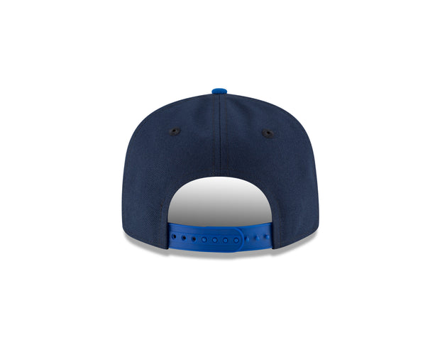 DALLAS MAVERICKS 41.21.1. 950 2TONE NAVY/ROYAL SNAPBACK CAP