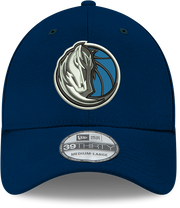 DALLAS MAVERICKS DIRK 39THIRTY HORSE HEAD NAVY FITTED CAP