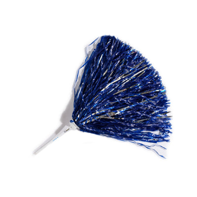 DALLAS MAVERICKS  ROOTER POM ROYAL WHITE