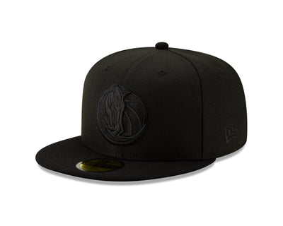 DALLAS MAVERICKS 5950 PATCHED HOOK FITTED CAP