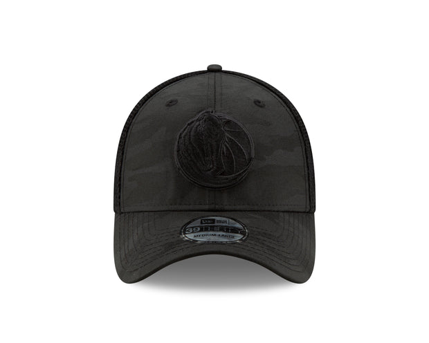 DALLAS MAVERICKS NEW ERA 39THIRTY CAMO FRONT NEO FITTED CAP