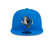 DALLAS MAVERICKS NEW ERA 950 METAL STATE SNAPBACK CAP