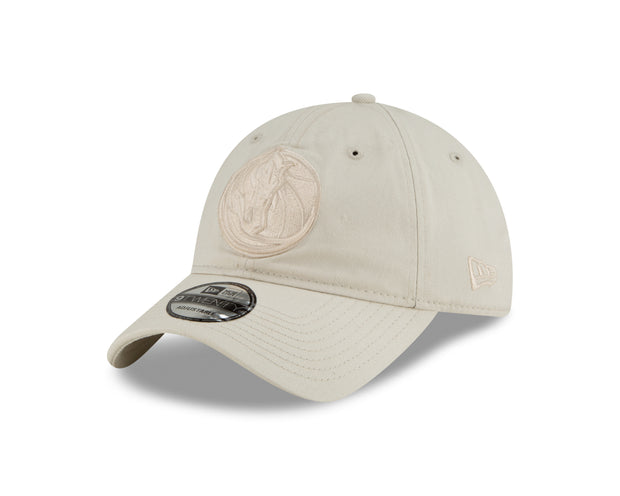 DALLAS MAVERICKS NEW ERA 9TWENTY CREME CORE CAP