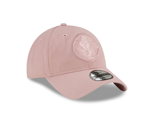 DALLAS MAVERICKS NEW ERA 9TWENTY PINK CAP