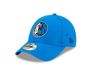 DALLAS MAVERICKS NEW ERA 9FORTY DASH ADJUSTABLE ROYAL CAP