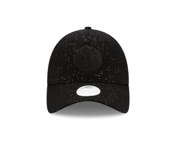 DALLAS MAVERICKS NEW ERA YOUTH 920 GIRLS BLACK CAP
