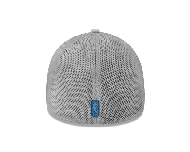 DALLAS MAVERICKS NEW ERA 39THIRTY GRAY NEO FITTED CAP