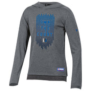 DALLAS MAVERICKS UNDER ARMOUR YOUTH COMBINE COURT HOODIE