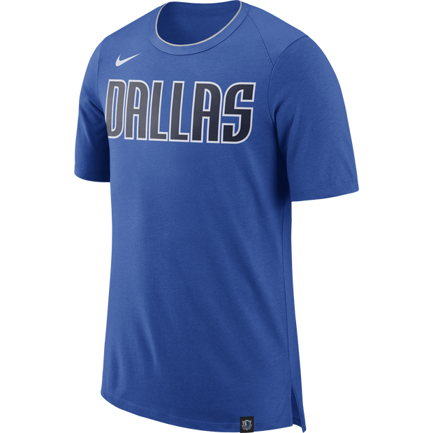 DALLAS MAVERICKS NIKE BASKETBALL FAN TEE
