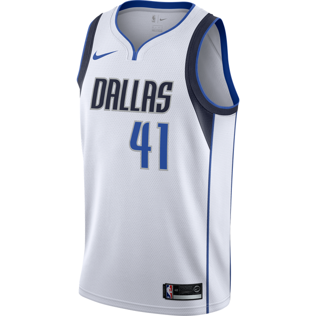 DALLAS MAVERICKS DIRK ASSOCIATION SWINGMAN JERSEY