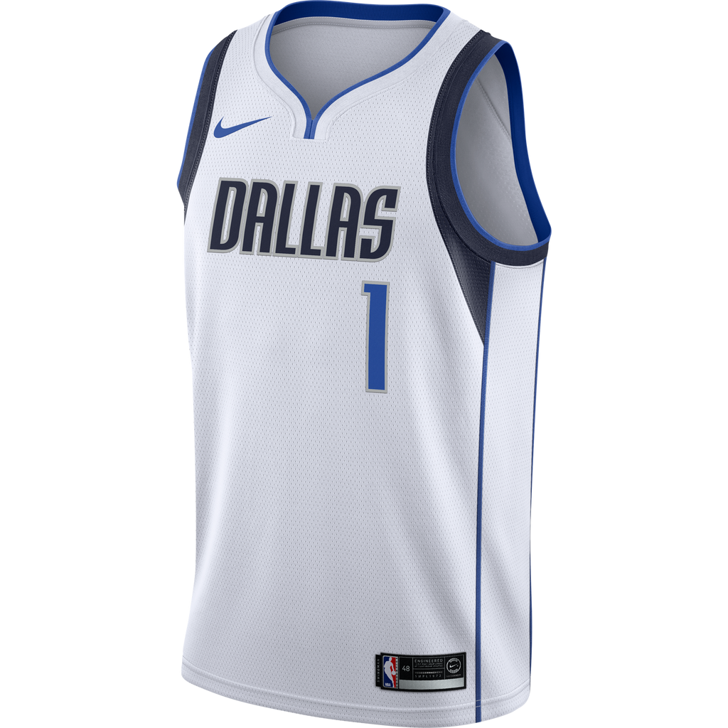 DALLAS MAVERICKS NIKE DENNIS SMITH JR. ASSOCIATION SWINGMAN JERSEY