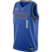 DALLAS MAVERICKS DENNIS SMITH JR NIKE ICON SWINGMAN JERSEY