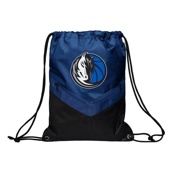 DALLAS MAVERICKS VICTORY STRIPE ZIP BACKPACK