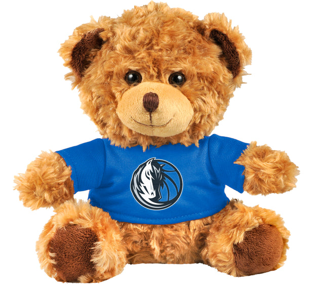 DALLAS MAVERICKS HORSE HEAD SHIRT PLUSH BEAR