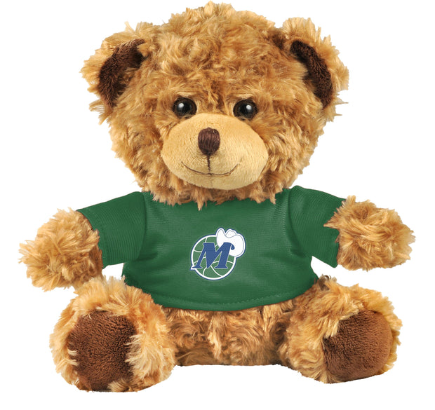 DALLAS MAVERICKS HWC PLUSH BEAR