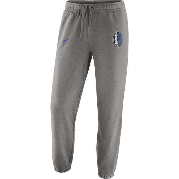 DALLAS MAVERICKS MENS NIKE CLUB FLEECE PANT