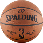 DALLAS MAVERICKS SPALDING OFFICIAL GAME BASKETBALL