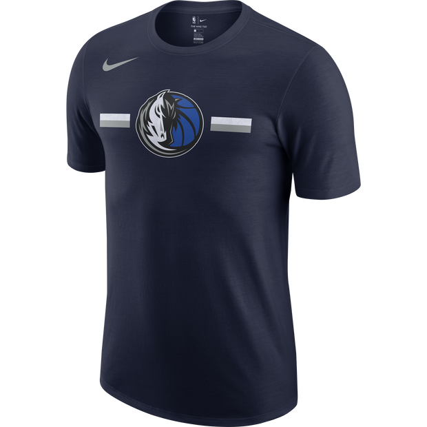 DALLAS MAVERICKS NIKE HH LOGO STRIPE S/S TEE