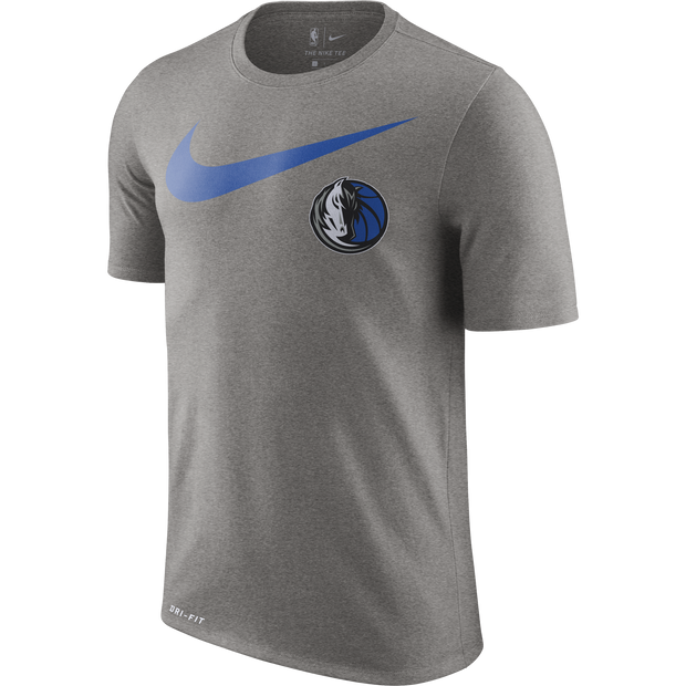 DALLAS MAVERICKS NIKE SWOOSH LOGO S/S TEE