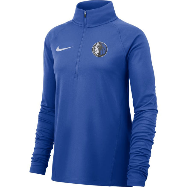 DALLAS MAVERICKS WOMENS ELEMENT L/S TOP