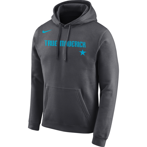 DALLAS MAVERICKS CITY EDITION 2018-2019 NIKE TRUE MAVERICK MEN HOODIE