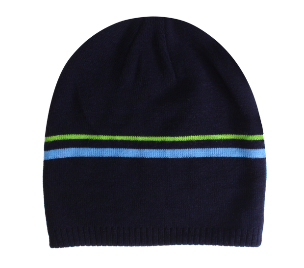 DALLAS MAVERICKS CITY EDITION 19-20 STRIPED KNIT HAT