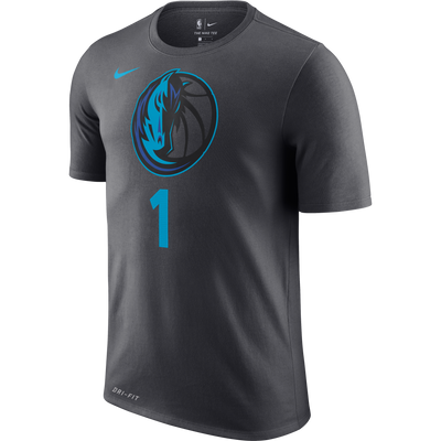 DALLAS MAVERICKS CITY EDITION 2018-2019 DSJ PLAYER TEE