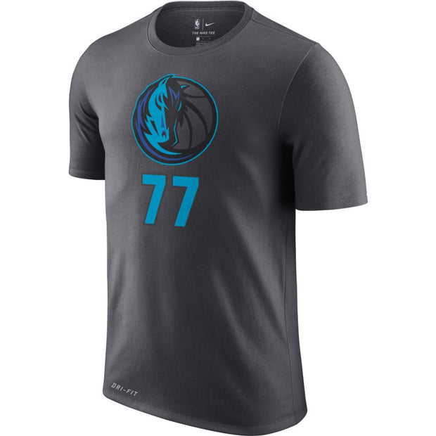 DALLAS MAVERICKS CITY EDITION 2018-2019 LUKA PLAYER TEE