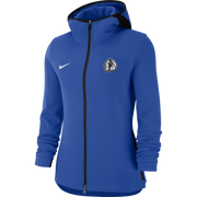 DALLAS MAVERICKS WOMEN'S NIKE SHOWTIME FULL ZIP JACKET
