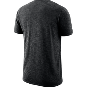 DALLAS MAVERICKS NIKE FACILITY BLACK TEE