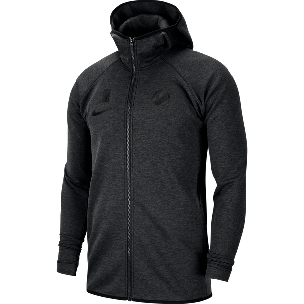 DALLAS MAVERICKS NIKE ON COURT DRY SHOWTIME HOODED JACKET