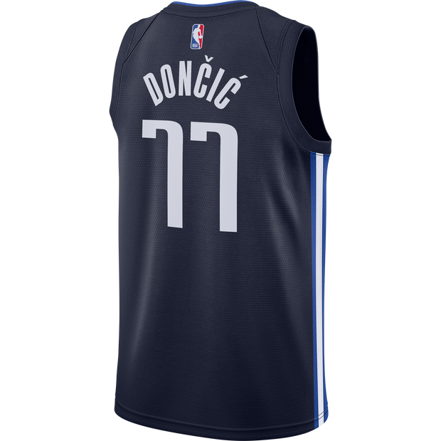 DALLAS MAVERICKS LUKA DONCIC STATEMENT SWINGMAN JERSEY