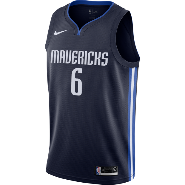DALLAS MAVERICKS KRISTAPS PORZINGIS STATEMENT SWINGMAN JERSEY