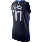 DALLAS MAVERICKS LUKA DONCIC AUTHENTIC STATEMENT JERSEY