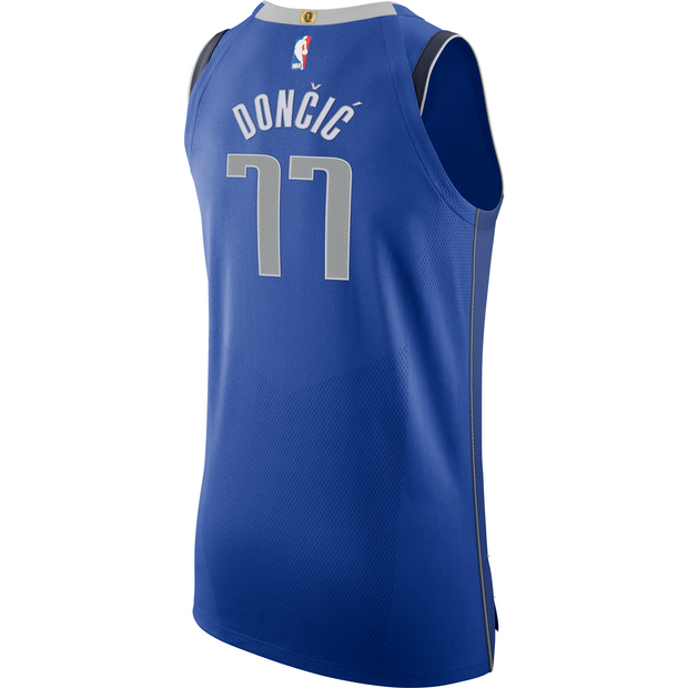 DALLAS MAVERICKS LUKA DONCIC ICON AUTHENTIC JERSEY