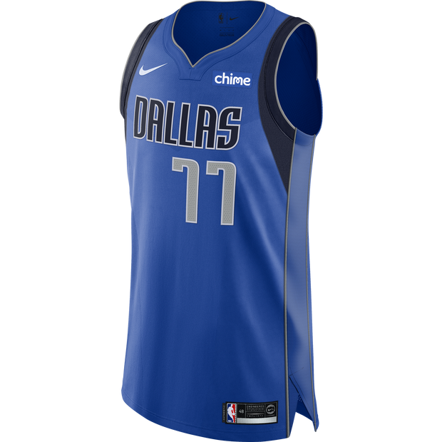 DALLAS MAVERICKS LUKA DONČIĆ ICON AUTHENTIC JERSEY