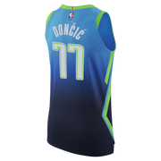 DALLAS MAVERICKS LUKA DONCIC CITY EDITION 19-20 AUTHENTIC JERSEY