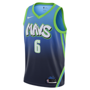 DALLAS MAVERICKS KRISTAPS PORZINGIS CITY EDITION 19-20 SWINGMAN JERSEY