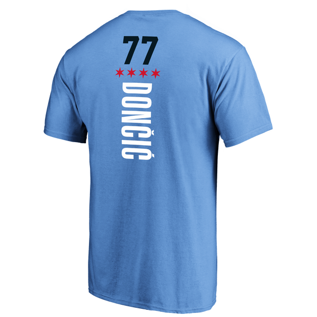 DALLAS MAVERICKS LUKA DONCIC ALL-STAR 2020 PLAYER TEE